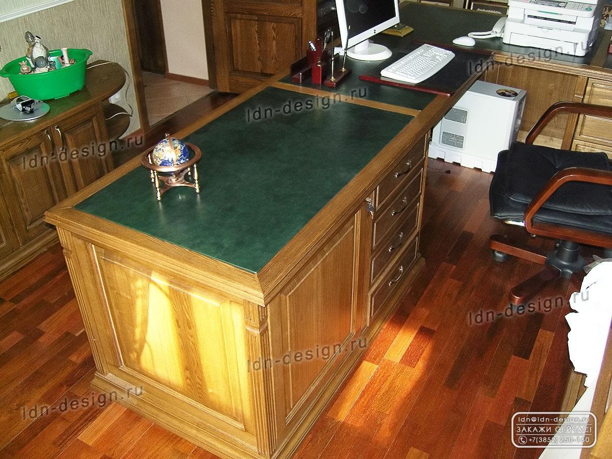 МЕБЕЛЬ :: Рабочий стол в Кабинет