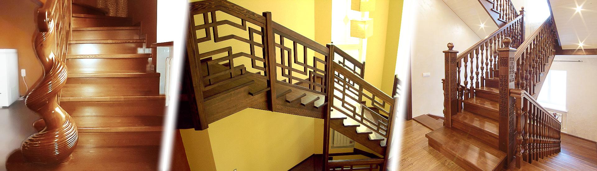 Лестницы под заказ Барнаул